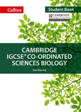 Omslag - Cambridge IGCSE Co-Ordinated Sciences Biology Student Book