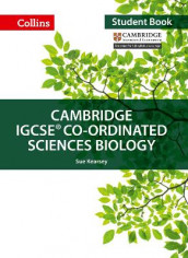 Cambridge IGCSE (TM) Co-ordinated Sciences Biology Student's Book av Jackie Clegg, Sarah Jinks, Sue Kearsey, Gareth Price og Mike Smith (Heftet)