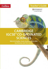 Omslag - Cambridge IGCSE Co-Ordinated Sciences Teacher Guide