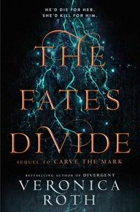 The fates divide av Veronica Roth (Heftet)