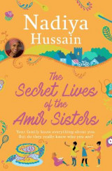 Omslag - The Secret Lives of the Amir Sisters