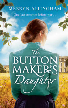 The Buttonmaker's Daughter av Merryn Allingham (Heftet)