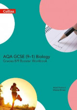 Omslag - GCSE Science 9-1: AQA GCSE Biology 9-1 Grade 8/9 Booster Workbook