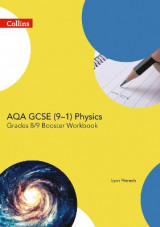 Omslag - GCSE Science 9-1: AQA GCSE Physics 9-1 Grade 8/9 Booster Workbook