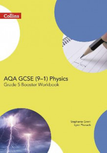AQA GCSE Physics 9-1 Grade 5 Booster Workbook (Heftet)