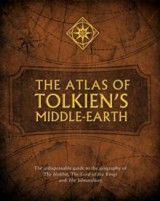 Omslag - The atlas of Tolkien's middle-earth