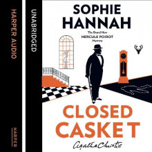 Closed Casket av Sophie Hannah (Lydbok-CD)