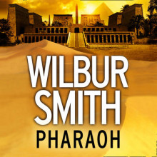 Pharaoh av Wilbur Smith (Lydbok-CD)