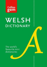 Omslag - Collins Welsh Dictionary: Collins Welsh Dictionary: Trusted Support for Learning, in a Mini-Format