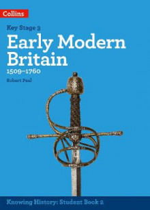 KS3 History Early Modern Britain (1509-1760) av Robert Peal (Heftet)