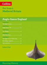 Omslag - Knowing History: KS3 History Anglo-Saxon England