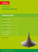 Omslag - Knowing History: KS3 History Medieval Life
