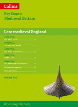 Omslag - Knowing History: KS3 History Late Medieval England