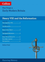 Omslag - KS3 History Henry VIII and the Reformation