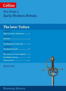 KS3 History The Later Tudors av Robert Peal (Stiftet)