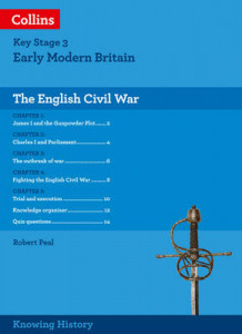 KS3 History The English Civil War av Robert Peal (Stiftet)