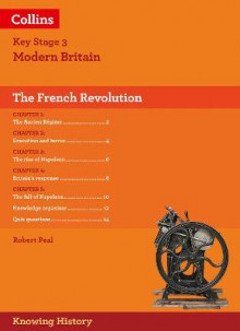 KS3 History The French Revolution av Robert Peal (Stiftet)