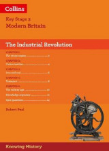 Omslag - KS3 History The Industrial Revolution