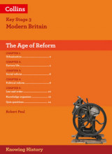 Omslag - KS3 History The Age of Reform