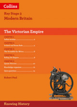 Omslag - KS3 History The Victorian Empire