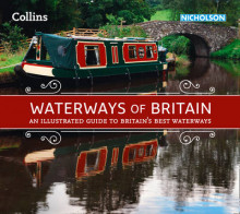 Waterways of Britain av Jonathan Mosse og Collins Maps (Heftet)