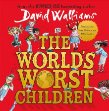 The World's Worst Children av David Walliams (Lydbok-CD)