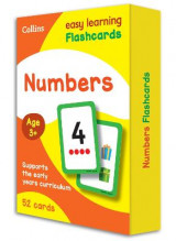 Omslag - Numbers Flashcards