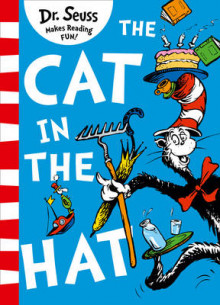 Cat in the hat av Dr. Seuss (Heftet)