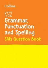 Omslag - KS2 Grammar, Punctuation and Spelling SATs Question Book