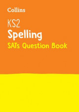 Omslag - KS2 Spelling SATs Question Book