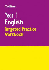 Omslag - Collins KS1 Revision and Practice - New Curriculum: Year 1 English Targeted Practice Workbook
