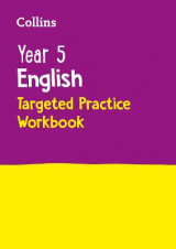 Omslag - Collins KS2 SATs Revision and Practice - New Curriculum: Year 5 English Targeted Practice Workbook