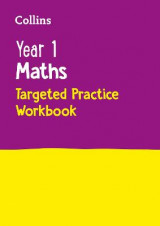 Omslag - Collins KS1 Revision and Practice - New Curriculum: Year 1 Maths Targeted Practice Workbook