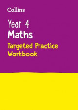 Omslag - Collins KS2 SATs Revision and Practice - New Curriculum: Year 4 Maths Targeted Practice Workbook