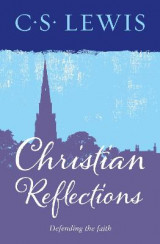 Omslag - Christian Reflections