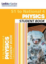 Omslag - Secondary Physics: S1 to National 4 Student Book