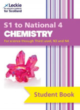 Omslag - Secondary Chemistry: S1 to National 4 Student Book