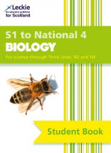 Omslag - Secondary Biology: S1 to National 4 Student Book