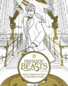 Fantastic beasts and where to find them. Magical characters and places colouring book (Andre trykte artikler)