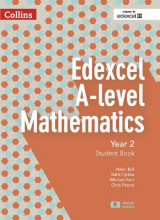 Omslag - Edexcel A-level Mathematics Student Book Year 2