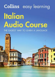 Easy Learning Italian Audio Course av Collins Dictionaries (Lydbok-CD)