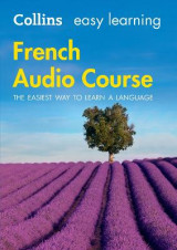 Omslag - Easy Learning French Audio Course