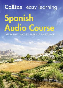Easy Learning Spanish Audio Course av Collins Dictionaries (Lydbok-CD)