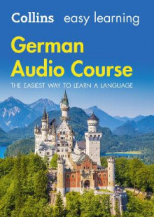 Easy Learning German Audio Course av Collins Dictionaries (Lydbok-CD)