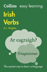 Omslag - Collins Easy Learning Irish Verbs: Easy Learning Irish Verbs
