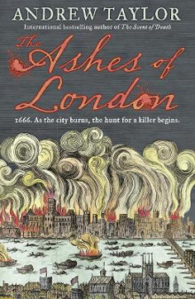 The Ashes of London av Andrew Taylor (Innbundet)