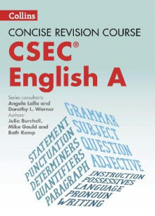 English A - A Concise Revision Course for CSEC av Mike Gould, Julia Burchell og Beth Kemp (Heftet)