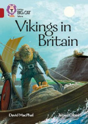 Vikings in Britain av David MacPhail (Heftet)