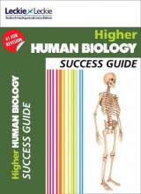 Omslag - CfE Higher Human Biology Success Guide