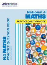 Omslag - National 4 Maths Practice Question Book